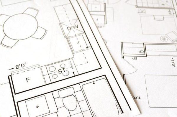 réalisation plan 2D