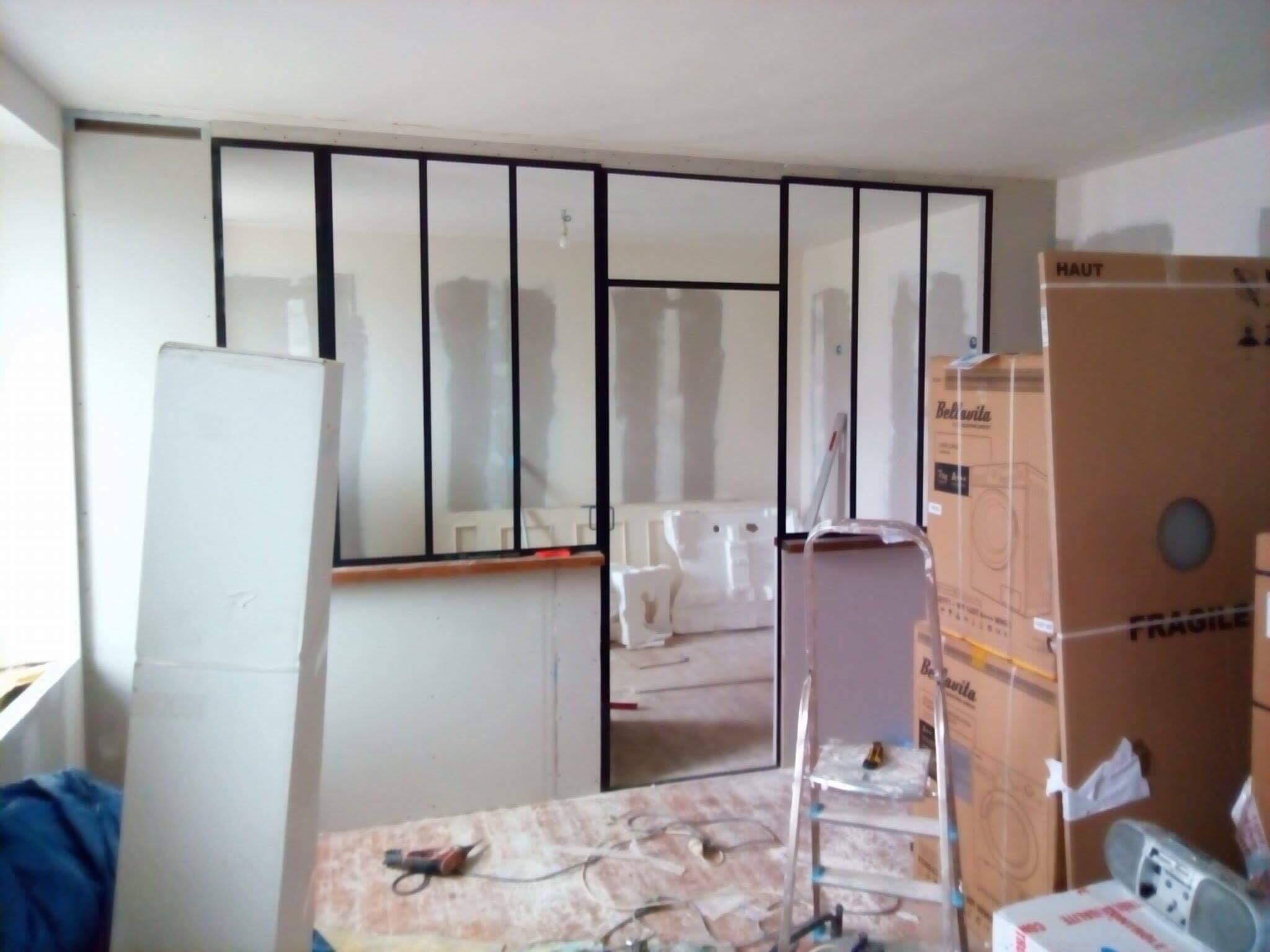 Rénovation de la chambre 3 - création d