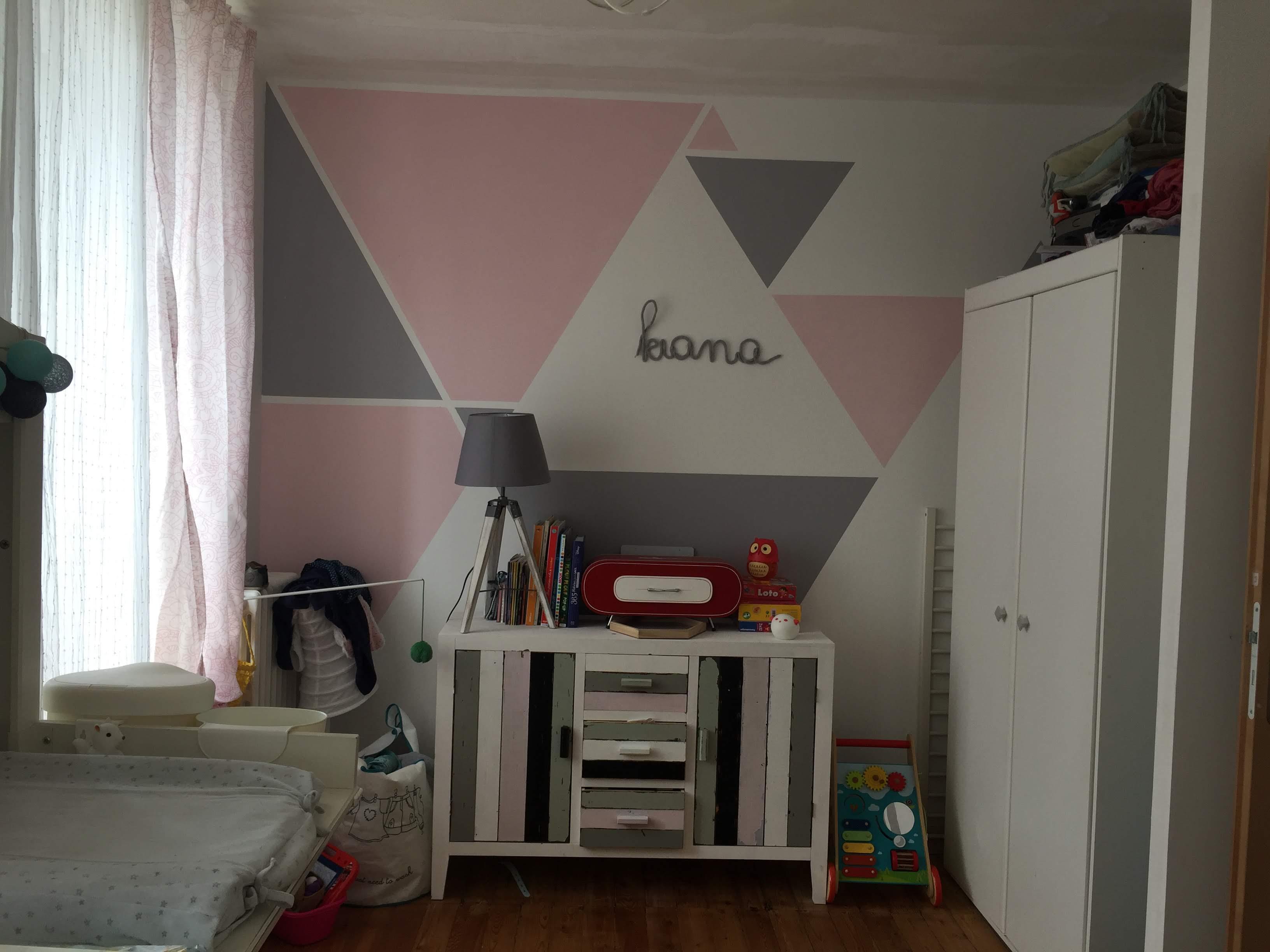 chambre enfant rénovation