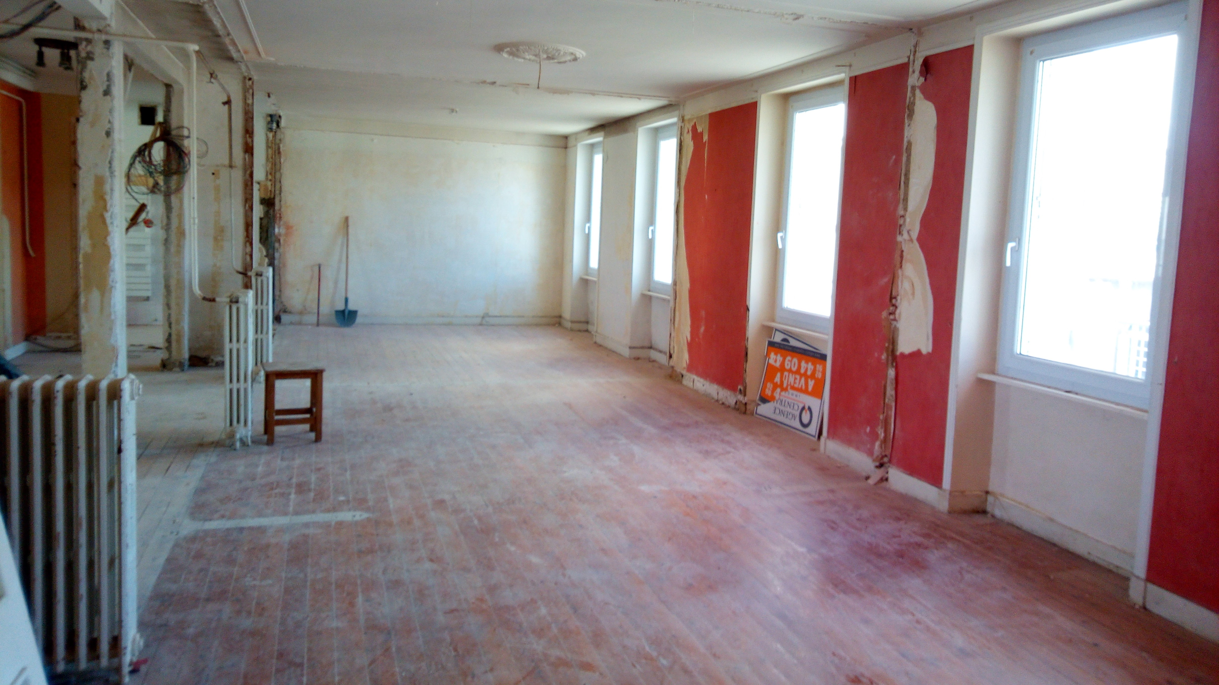 Architecte D Intérieur Brest mon projet de rénovation - pendant les travaux - rénov in 3d